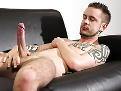 Commandeer Oval - Tattooed Stud Commandeer Oval