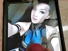 VampyBitMe Cum Coerce - Psylocke Cosplay
