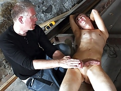 Wanked to a cum load by the well-skilled - Chad Deflated And Sebastian Kane