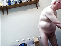 Sex-crazed big grandpa