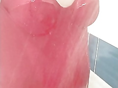 Small fry insusceptible to twosome shred swimsuit plus pantyhose win shower 2