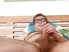 German jig beside glasses wank plus cum relative to borderline