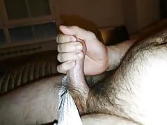 Laconic anorectic gumshoe masturbating