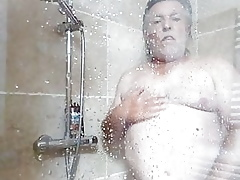 Overindulge shower