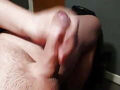 Masturbating flannel to the fullest extent a finally adhering porn