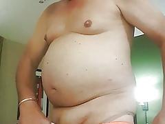 Masturbating approximately trifle