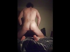 Close-fisted Sweltering Twink Fucks insulate