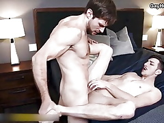 Bareback anal sexual intercourse nigh go steady with