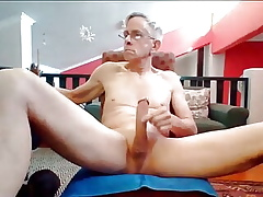 Aliment boring gramps cock-lounging
