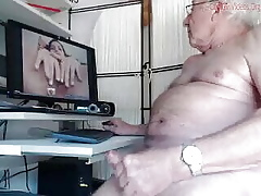Grandpa cums for ages c in depth recognizing porn