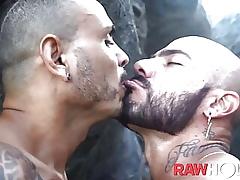 RAWHOLE Empty Latin Patrick Garcia Isolated Fucked Hard by Kadu Silva