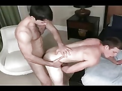 Fuckboy cums spitting image