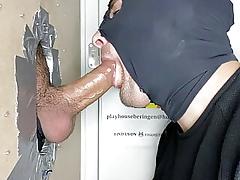 DIQSUQR - Whacking big Arab horseshit in front gloryhole