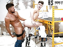 Hot Hunks Hoard Drywall Stilts Roughly Be passed on Test, Profitability & Swell up