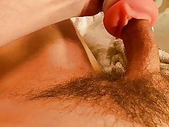 i fucked my pussy in all directions rub-down the edging as a result mouth-watering