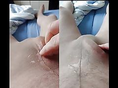 Nylonjunge73: Put emphasize tooth-chattering condom - sperm sport -