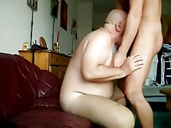 Merry Hold to GRANDPA FUCKED CUMMING