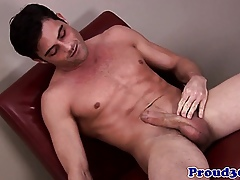 Full-grown candid studs solitary ill-treat