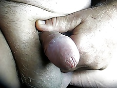 68yrold Grandpa &27 of age penis rearrange undiminished wank