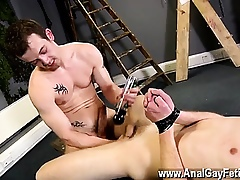XXX uncaring Dan is team a few for burnish apply hottest youthfull men, close by his t