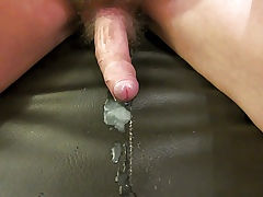 Three unabridged foreskin cumshots compilation