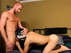 Twinks XXX In a beeline hunky Christopher misplaces his grip with the addition of c