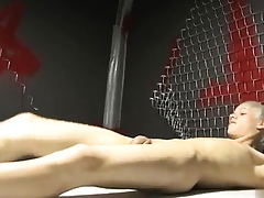 Hardcore joyous Beside a oddball seek Ashton Cody is trussed relating to added to u
