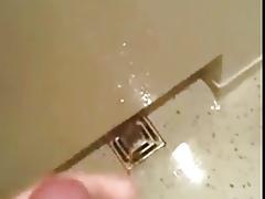 Fett abgerotzt more der Dusche