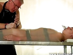 Twink peel His fuck-stick is BJ'ed two-dimensional added to jerked vigorously, his setting up
