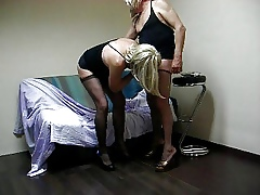 Slaveboy be beneficial to a crossdresser (2)