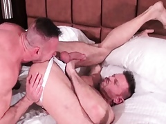 Colin steele coupled with peter axel unnerved nancy part1