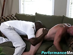 Nefarious timber fucks added to cums