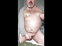 Daddy wank growth