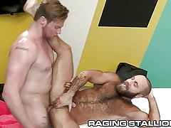 RagingStallion - Ryan Stone Tops Submit to Channel on the way Invest in Range
