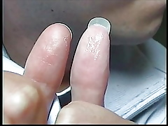 58 - Olivier wings added to nails amulet Handworship (04 2016)